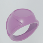 School Ring 1 Base Style 5