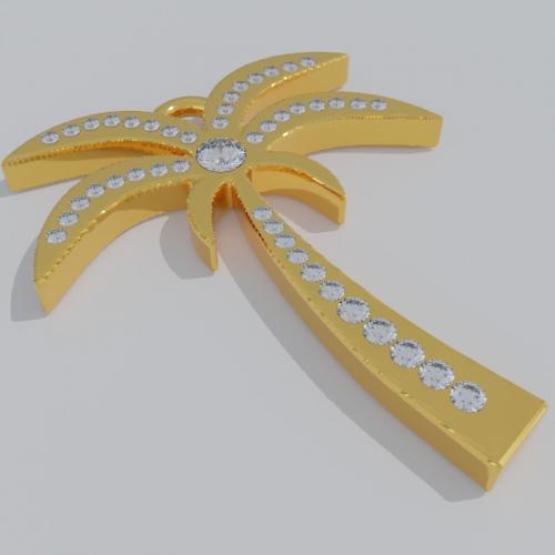 palmtree with diamonds3